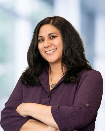 Joy Patel, Senior Manager at Sprackman Terrence Toronto