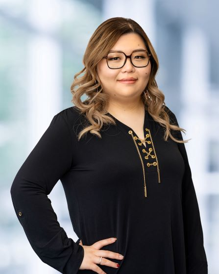 Samantha Hu, Senior Associate at Sprackman Terrence Toronto