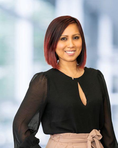 Sanniah Sosa, Senior Associate at Sprackman Terrence Toronto