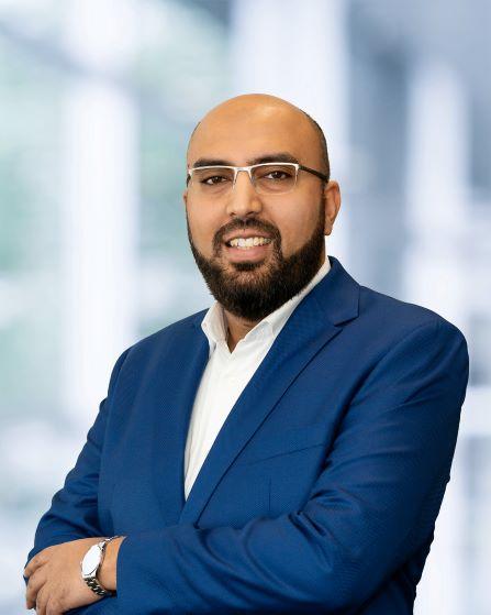 Saqib Hussain, Partner at Sprackman Terrence Toronto